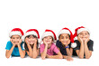 Kids and Christmas - 73405679