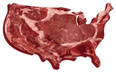 Carte USA viande-1