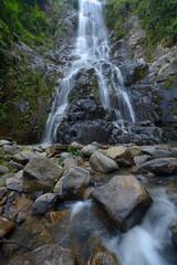 Sunanta Waterfall is in Nakhon si thammarat,Thailand