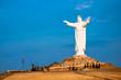 Leinwanddruck Bild - Christ the King Monument