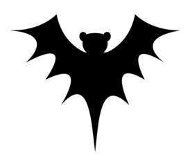 Bat Animal Shape