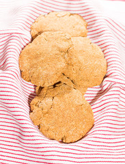 Hand made Rye bread buns