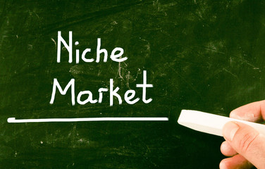 niche market concept