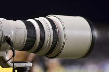 Sport Lens in action
