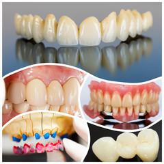 Dentist's work