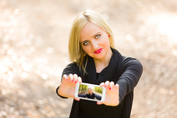 I'll show you my selfie