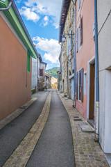 ruelle village