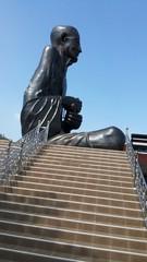 ฺBig Monk Statue