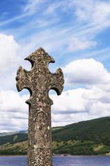 Inveraray Celtic Cross