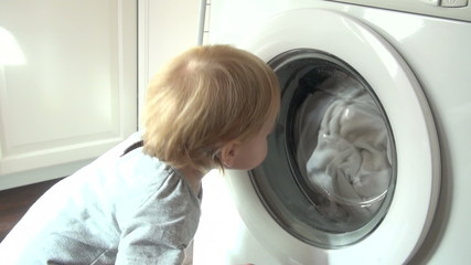 baby washing machine