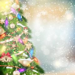 Christmas background. EPS 10