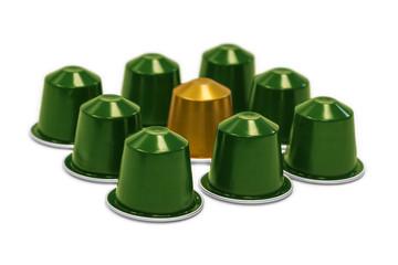Capsules Verts jaunes
