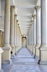 Säulengang in Karlsbad