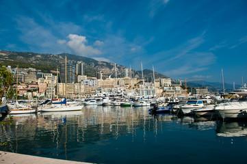 Barche a Monaco