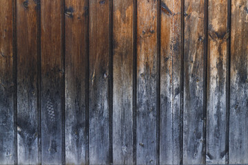 木の壁 Wooden boards background