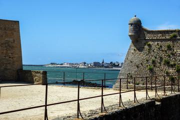 Citadelle port-Louis Bretagne
