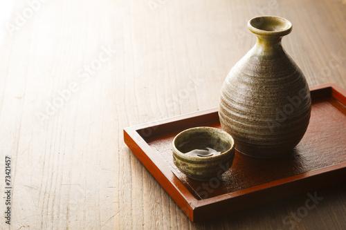 日本酒イメージ Japanese SAKE