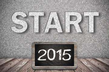 Tafel - Start 2015