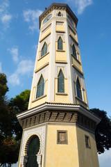 Moorish style clock tower of Guayaquil, Ecuador