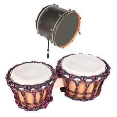 african drum
