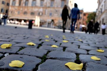 una coppia per Roma