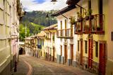 Fototapety La Ronda Quito Ecuador South America