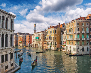 View of Grand Canal