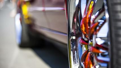 Modern Car Disks Of Original Design
