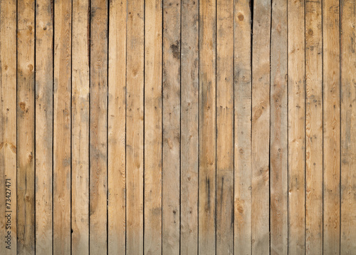 Tuinposter Hout Old grunge fence of wood panels