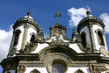 Topo da Igreja