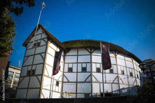 Tuinposter Theater Globe Theatre