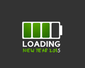 2015 new year battery charge loading