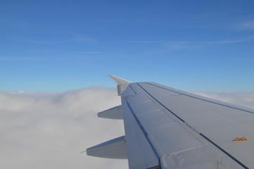Trachfläche, Himmel, Wolke, gemütlich