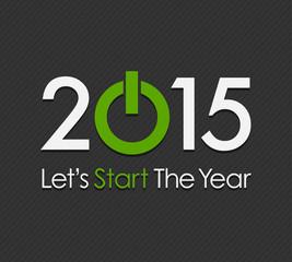 Start New Year 2015