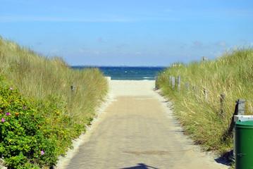 Strandweg Heiligenhafen