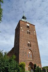 Kirchenturm Heiligenhafen 2014 Germany