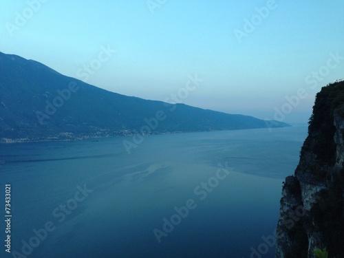 canvas print picture Lago Di Garda