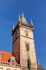 Prager Rathaus am Altstädter Ring