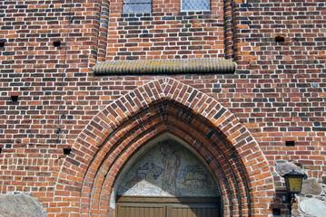 Torbogen Catholic Church Heiligenhafen Germany