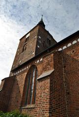 Catholi Church Heiligenhafen Germany