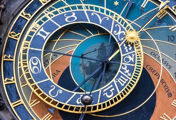 Altstädter Astronomische Uhr in Prag