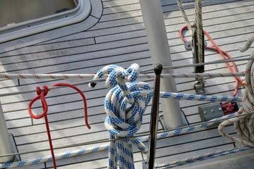 Segelboot Anker Germany