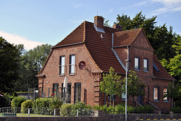 Historisches Einfamilienhaus Holstein Germany