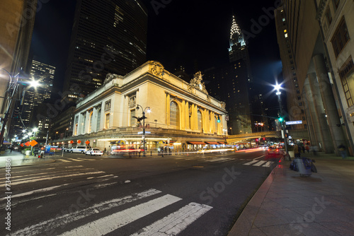Foto op Canvas Treinstation Grand central station