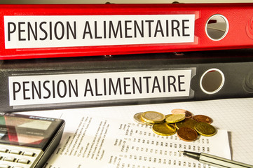 Pension alimentaire (avocat)