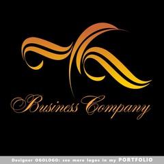 logo, logotype, illustrations, birds, phoenix, animals, design