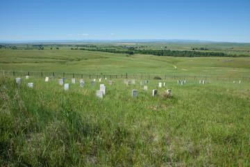Little Bighorn Cemetary