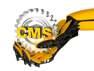 CMS {Content management system}