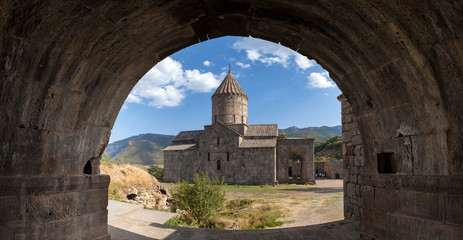 Tatev in Armenia