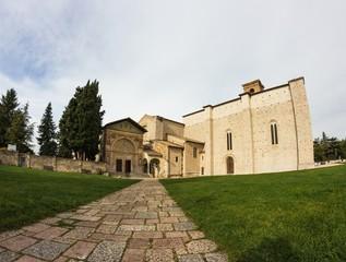 The Oratory of San Bernardino in Perugia,